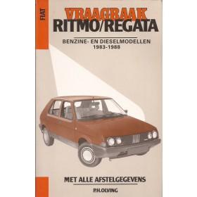 Fiat Ritmo Vraagbaak P. Olving  Benzine/Diesel Kluwer 83-88 ongebruikt   Nederlands