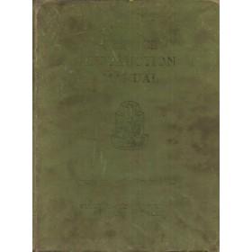 Standard Ten Werkplaatshandboek   Benzine Fabrikant 50 met gebruikssporen   Engels