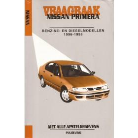 Nissan Primera Vraagbaak P. Olving  Benzine/Diesel Kluwer 96-98 ongebruikt   Nederlands