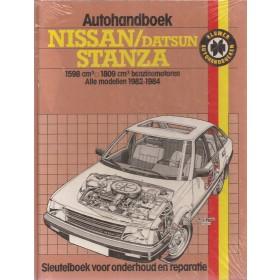 Datsun Stanza Autohandboek P.H. P. Olving  Benzine Kluwer 82-84 ongebruikt   Nederlands