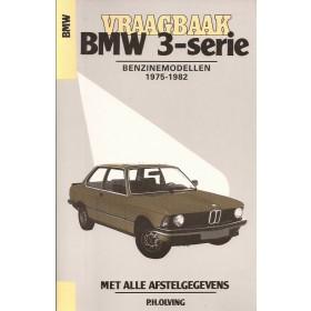 BMW 3-serie Vraagbaak P. Olyslager type E21 Benzine Kluwer 75-82 ongebruikt   Nederlands