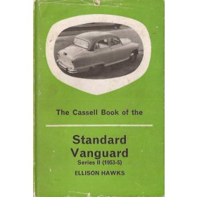 Standard Vanguard Cassel Book E. Hawks   Cassel 53-55 met gebruikssporen   Engels
