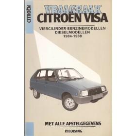 Citroen Visa/C15 Vraagbaak P. Olving  Benzine/Diesel Kluwer 84-88 ongebruikt   Nederlands