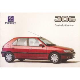 Peugeot 306 Berline Instructieboekje   Benzine/Diesel Fabrikant 97 ongebruikt   Frans