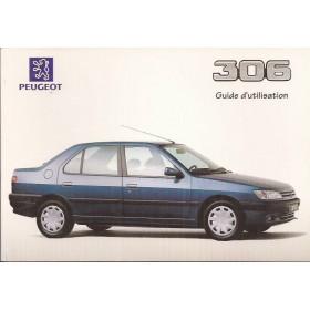 Peugeot 306 Sedan Instructieboekje   Benzine/Diesel Fabrikant 97 ongebruikt   Frans