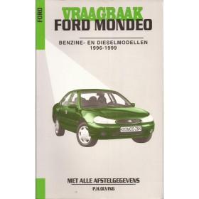 Ford Mondeo Vraagbaak P. Olving  Benzine/Diesel Kluwer 96-99 ongebruikt Nederlands