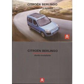 Citroen Berlingo VP Instructieboekje   Benzine/Diesel Fabrikant 03 ongebruikt   Nederlands
