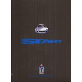 Pininfarina Start, persdossier, 01, ongebruikt, Engels