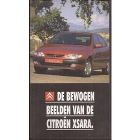 Citroen Xsara, introductie videoband, 97, ongebruikt, Nederlands