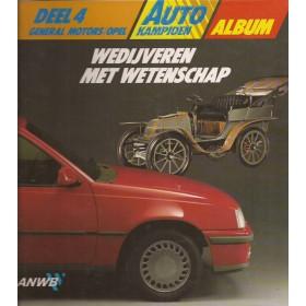 Opel Alle ANWB Album   Benzine ANWB 89-87 ongebruikt   Nederlands