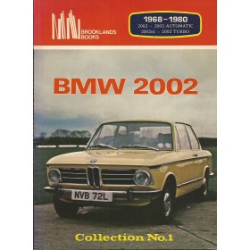 BMW 2002 Collection R. Clarke Type E10 Benzine Brookland 68-74 ongebruikt   Engels