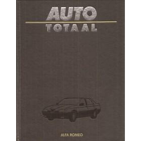 Alfa Romeo Alle Auto Totaal    Lekturama 09-88 ongebruikt   Nederlands