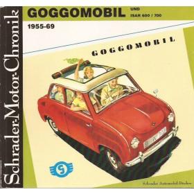 Goggomobil/Isar Alle Schrader Motor Chronik   Mengsmering Schrader 55-69 ongebruikt   Duits