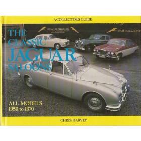 Jaguar All Saloons A Collector's Guide C. Harvey  Benzine MRP 50-70 ongebruikt   Engels