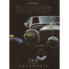 Mercedes-Benz Alle In aller Welt    Fabrikant 86-86 ongebruikt   Nederlands