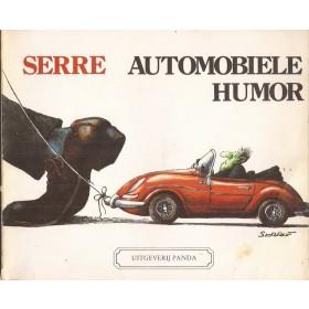 Algemeen Automobiele humor Panda Serre 80 met gebruikssporen Nederlands