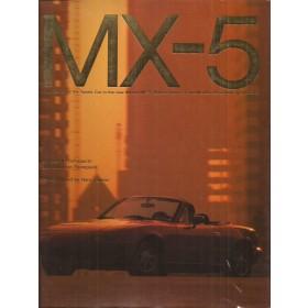 Mazda MX-5 The rebirth of a sportscar J. Yamaguchi 89 Dai Nippon met gebruikssporen Engels