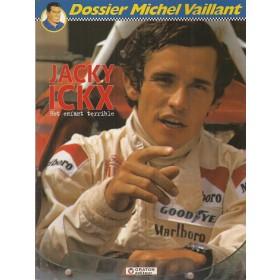 Michel Vaillant Dossier Jacky Ickx Dargaud J. Graton 1996